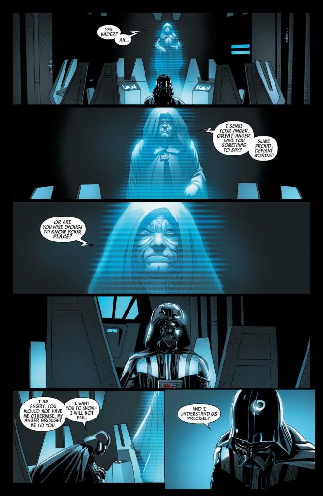 Darth Vader #6 image 6
