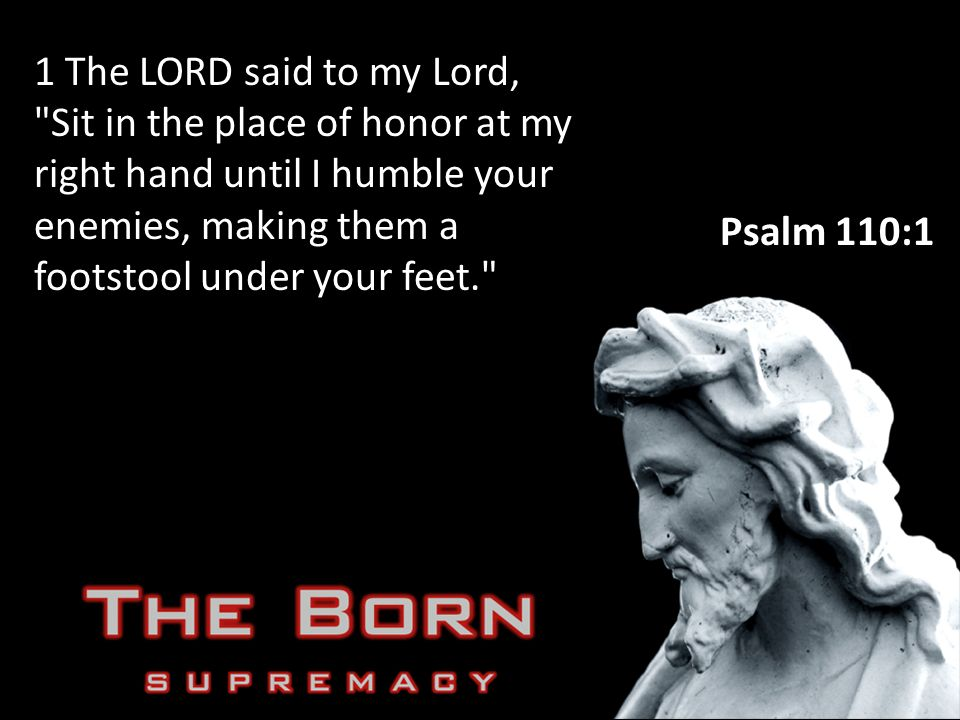 The Born Supremacy