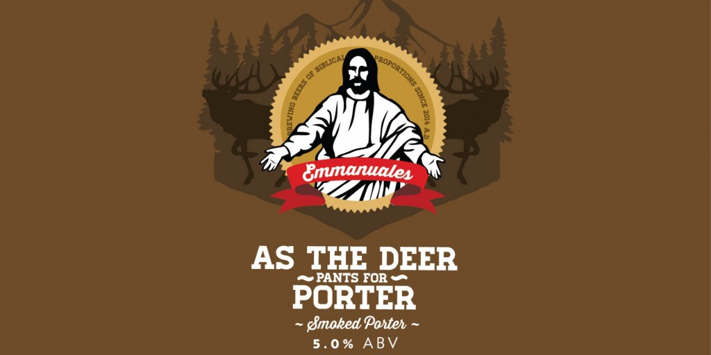 As the Deer Porter
