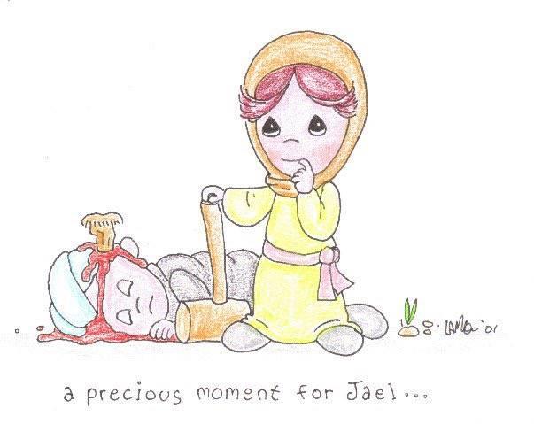 Jael Precious Moments