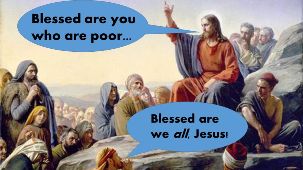 Jesus vs. AllLivesMatter
