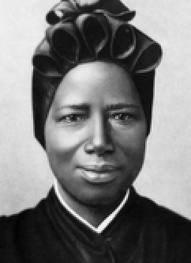 Saint Josephine Bakhita   (Public Domain)