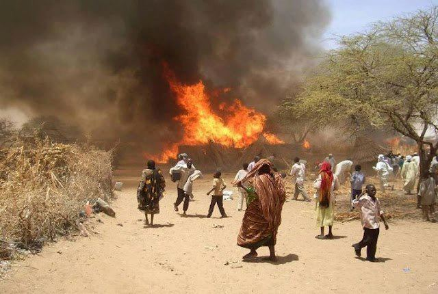 Jihad in Jebel Marra, North Darfur, Sudan (Photo credit: Damanga)