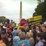 """The Women's March on Washington, Faith, & """"It's a Girl!"""""""