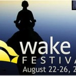 A Pilgrim Christian at the Wake-Up Festival