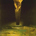 Christ of Saint John of the Cross, by Salvador Dali