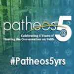 Patheos@5: From Mainline to Progressive to…? Celebrating the Evolving Christian Journey #Patheos5yrs