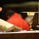 The Battle Over the Body and Blood of Christ: Altar or Table?