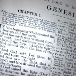 Evolution and Biblical Faith: The Messiness of it all