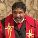 The Rev. William Barber, NAACP President, Removed from Plane in D.C.