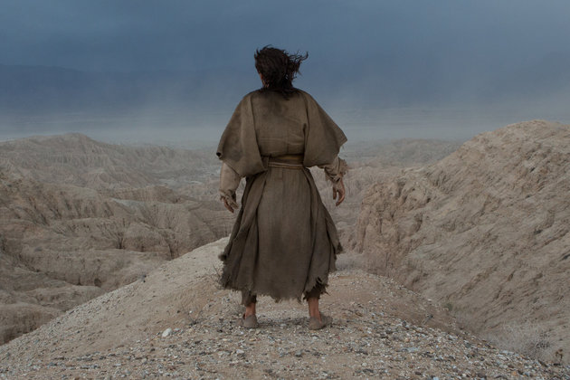 Ewan McGregor stars as 'Jesus' in the imagined chapter of Jesus' forty days of fasting and praying, LAST DAYS IN THE DESERT, a Broad Green Pictures release. Credit: Gilles Mingasson / Broad Green Pictures