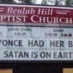 Some People Are Really Hung Up on the 'Blue Ivy Is Satan' Thing