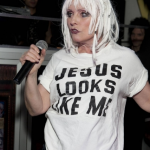 FGP Image of the Week: Debbie Harry Looks Like Jesus