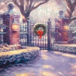thomas-kinkade-painting