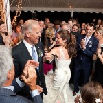 This Is a Picture of Joe Biden Doing the Hora