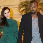 Kanye West and Kim Kardashian's Baby Was Supposedly Conceived Near the Vatican