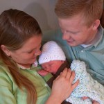 David and Priscilla Waller Welcome Son Paul