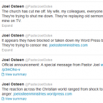 Someone On the Internet Wants You to Think That Joel Osteen Is Giving Up on Christianity