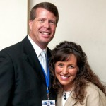 Jim Bob and Michelle Duggar Say They've Done Bible Study in the Bathtub
