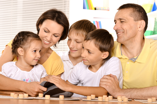 parents and childrens relationship with peers