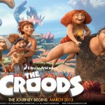 "Movie Review: ""The Croods"" Not Bad, But No National Treasure"