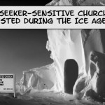 Why I Left Your Seeker-Friendly Church