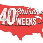 40 churches