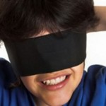 Why My Children Wear Blindfolds in Your Church