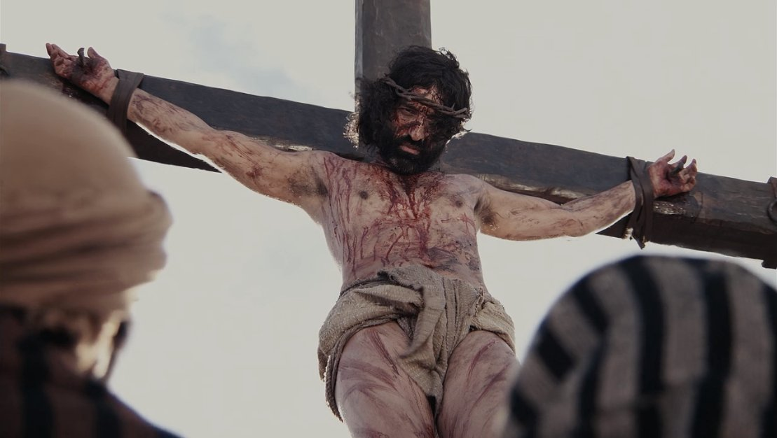History and tradition in movie depictions of the Cross.