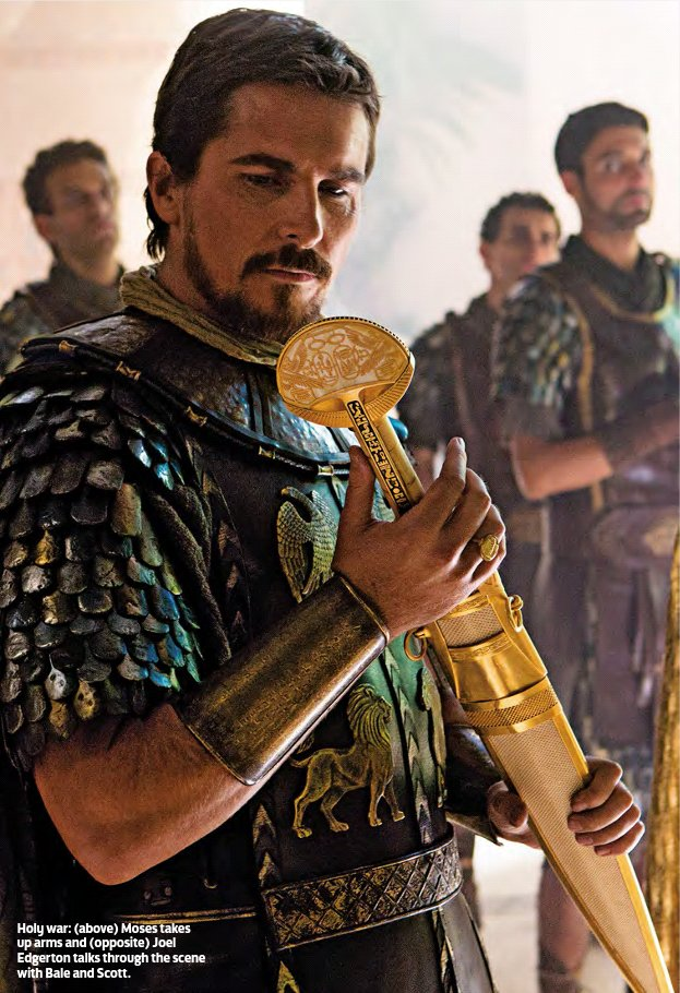 Exodus: Gods and Kings - Watch Full Movies Online Free
