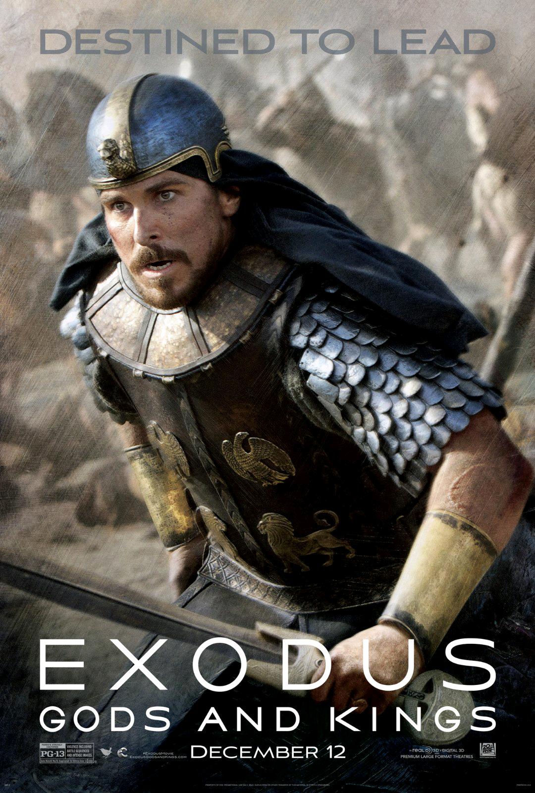 Exodus Gods And Kings Arvostelu