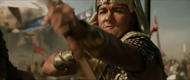 Exodus Gods And Kings New Footage Of Moses Ramses And
