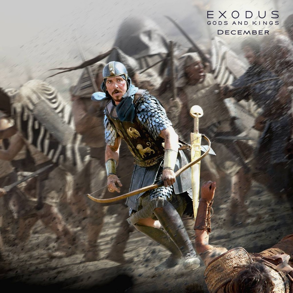 Exodus Gods And Kings A New Poster Sigourney Weaver On