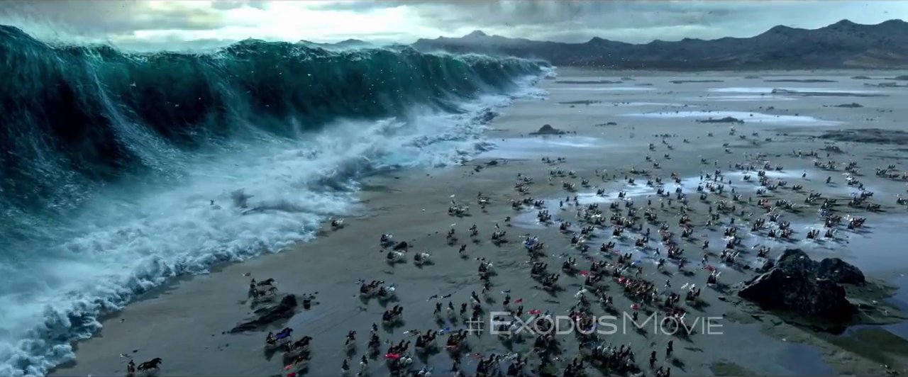 Watch: Exodus: Gods and Kings Thanksgiving commercial
