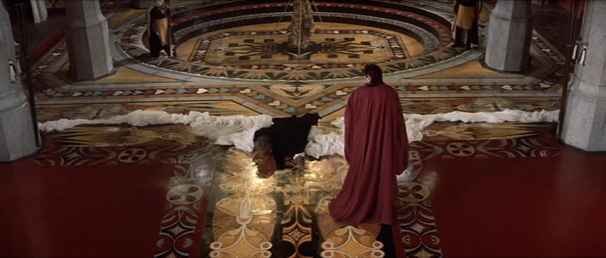 the death of herod and antipas�s response in two films