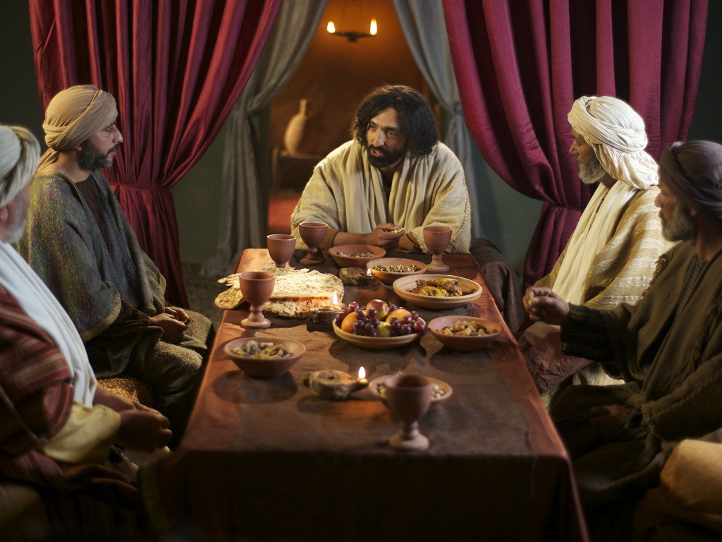 Watch three clips and a trailer for the gospel of john filmchat