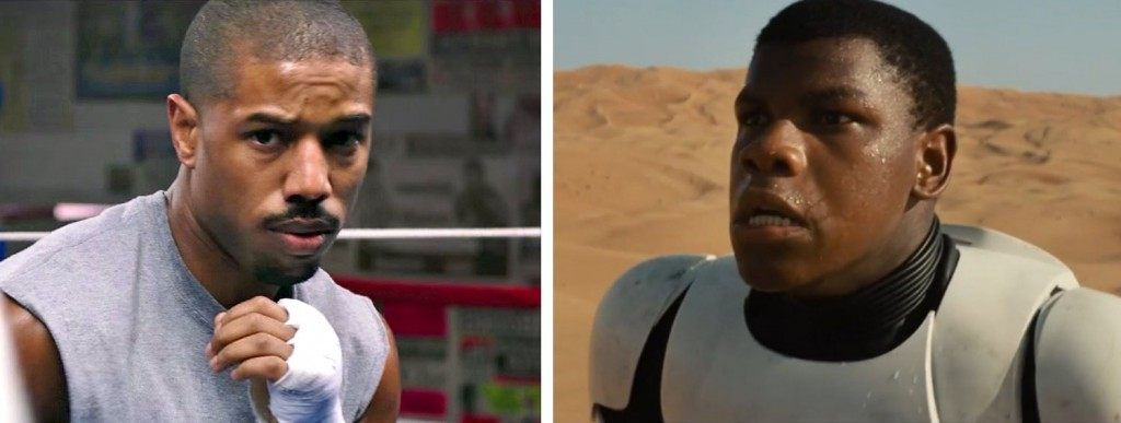A short list of things that the <i>Star Wars</i> and <i>Rocky</i> (now <i>Creed</i>) franchises have in common
