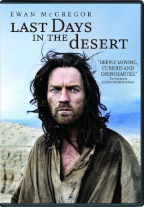 <i>Last Days in the Desert</i> comes to DVD and iTunes next week