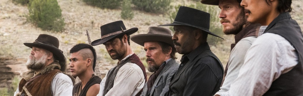 Box office: Denzel Washington has a <i>Magnificent</i> weekend