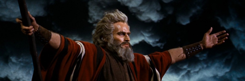 essay ten commandments movie