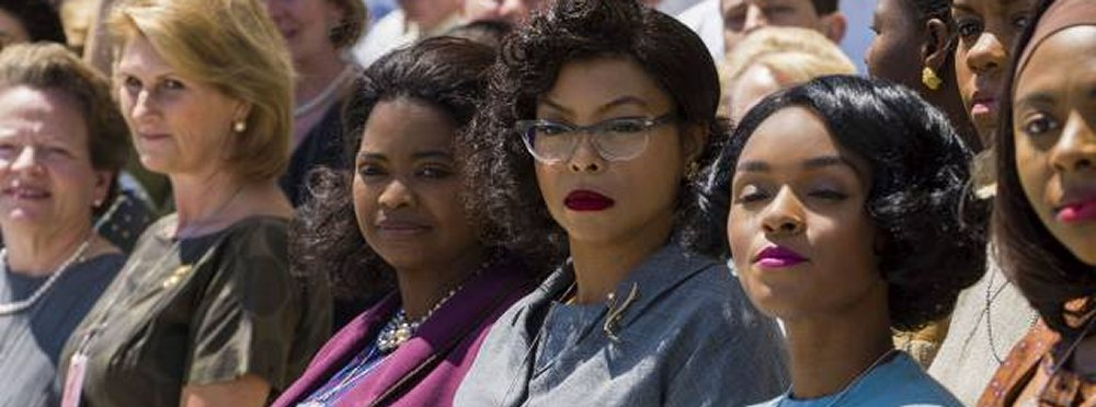 Box office: <i>Hidden Figures</i> holds on to the top spot while six new films fail to find an audience