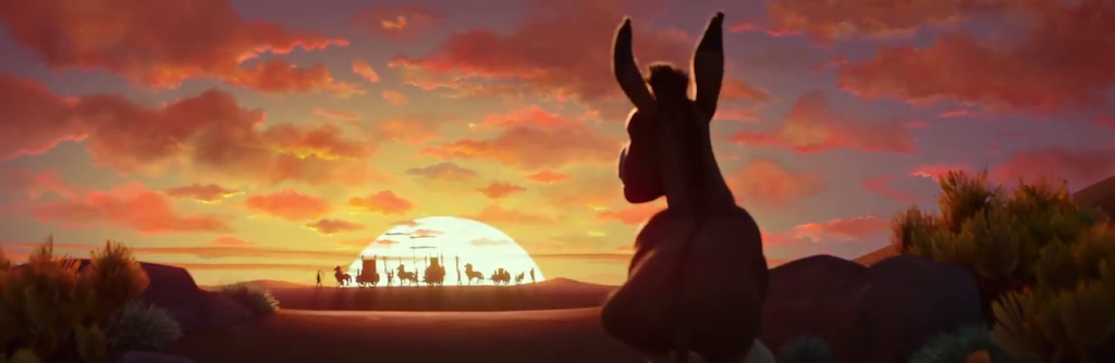 Watch: The first trailer for Sony Animation's <i>The Star</i>