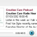 Creation Care Radio Hour Features Dr. Fred Van Dyke and Richard Gasaway