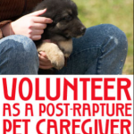 Unique Christmas Gift: become a post-rapture pet caretaker for a loved one.
