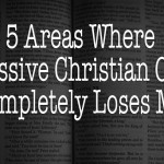 5 Areas Where Progressive Christian Culture Completely Loses Me