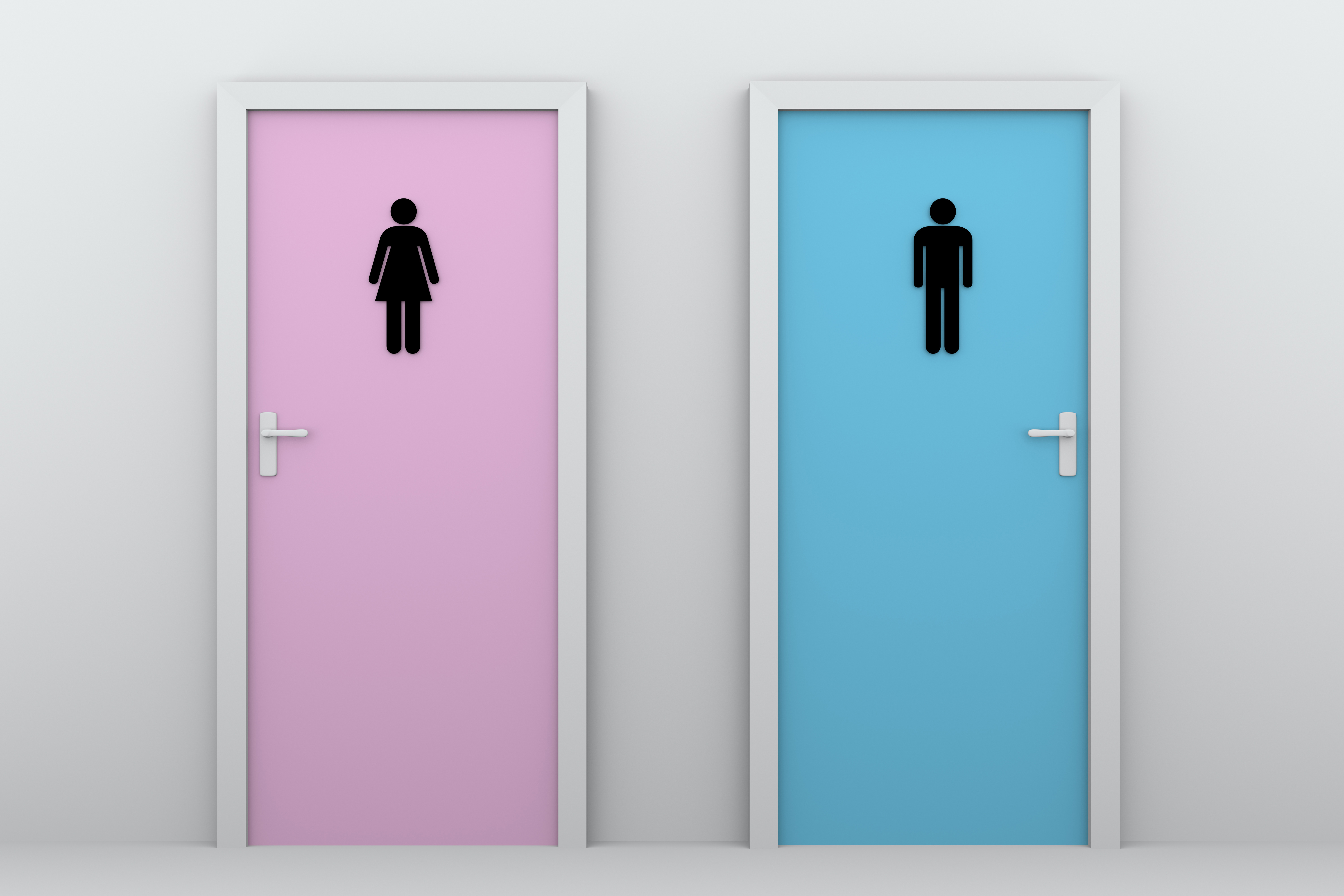 The disgusting hypocrisy of the anti trans bathroom movement for Bathroom door models