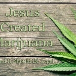 Jesus Created Marijuana, And It Should Be Legal