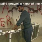 Iranian Refugee Victim of Anti-Muslim Hate-Crime, Isn't Even Muslim