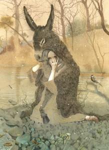 """""""Donkeyskin"""" by Nadezhda Illarionova"""