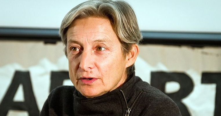 Today's Work Motivation? The Disapproving Judith Butler Site.